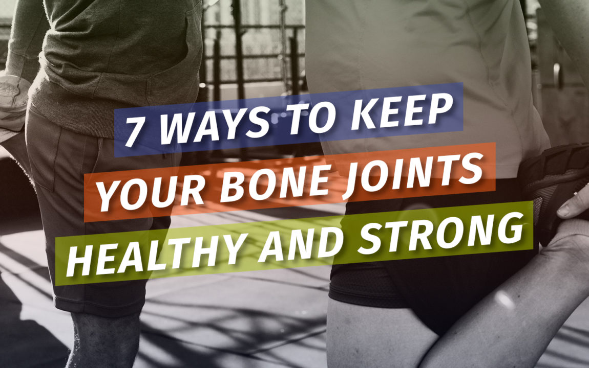 Bone Joints Healthy and strong
