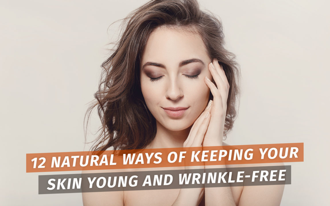 Skin Young and wrinkle free