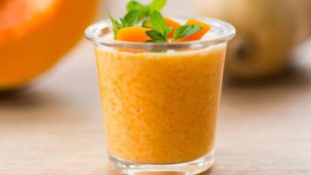 Collagen Orange Pudding