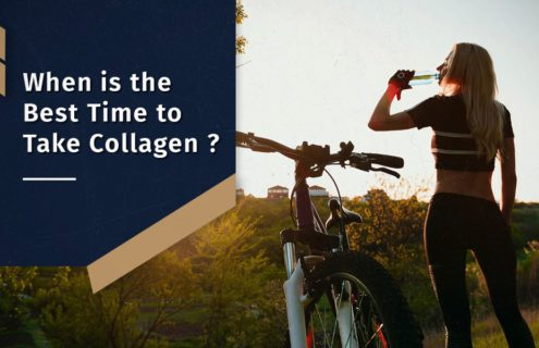 Best time to take collagen