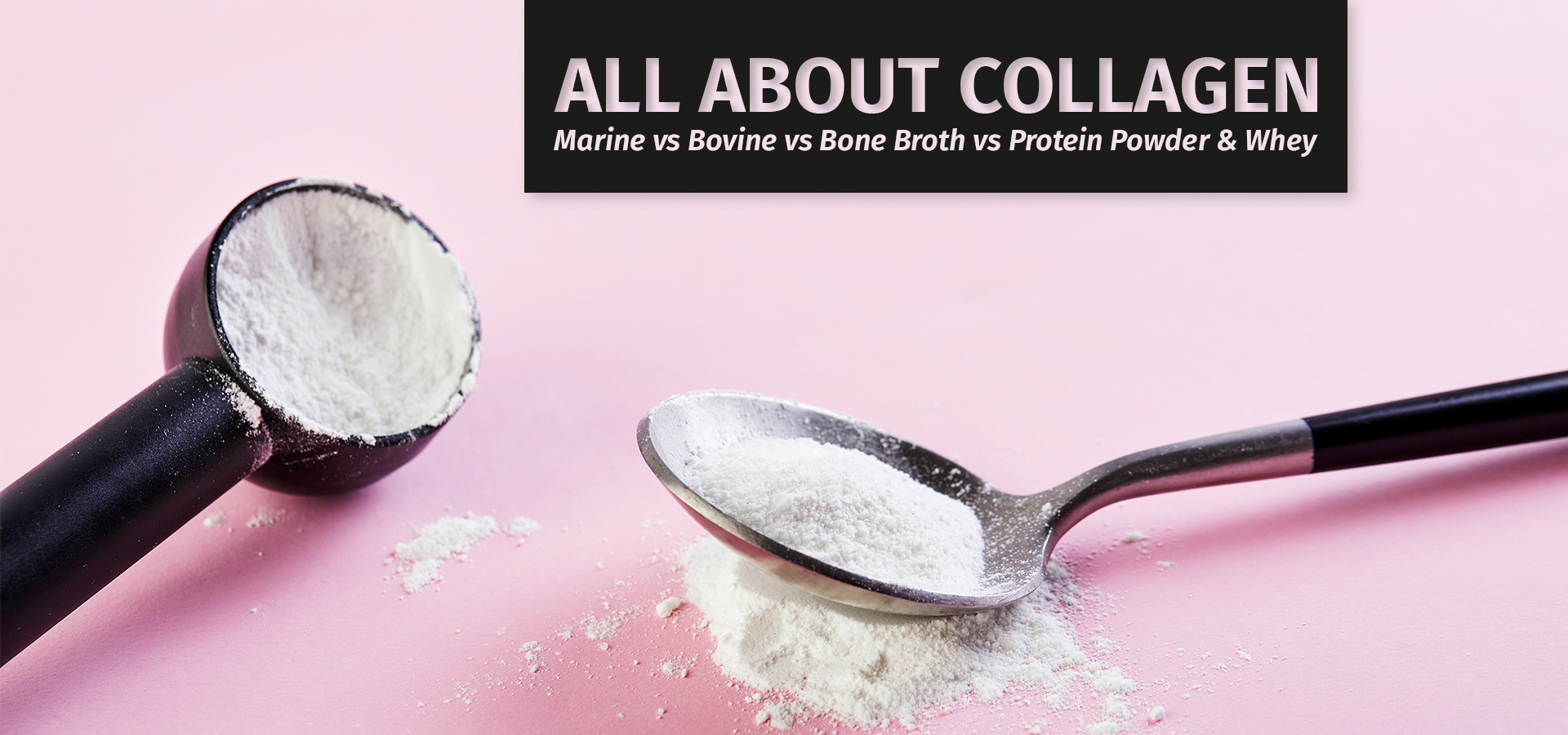 All about collagen