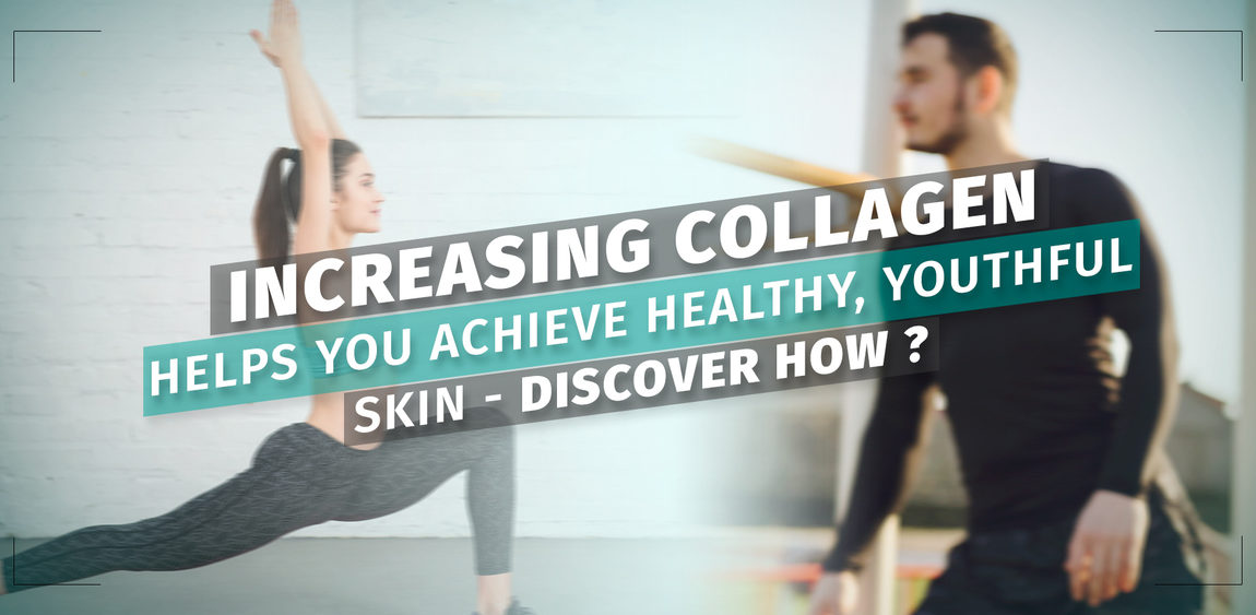 Collagen helps to achieve Healthy Skin
