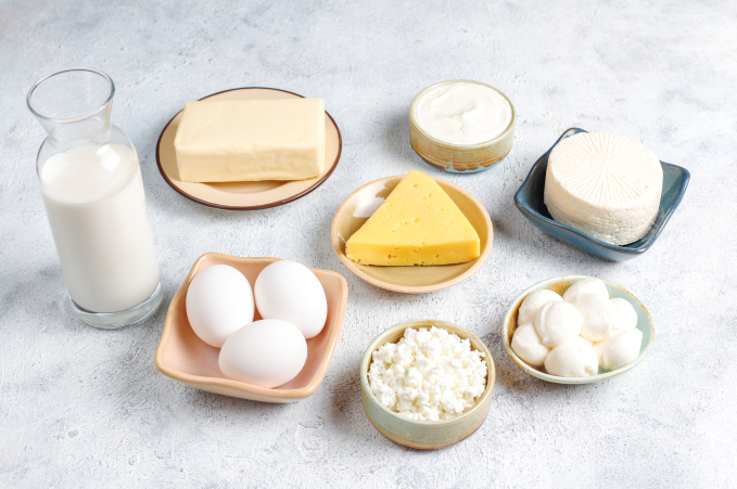 Dairy Products for osteoarthritis