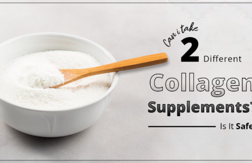 can I take 2 different collagen supplements? it is safe?
